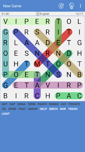 Free Word Search Puzzle - Word Find Apk 1