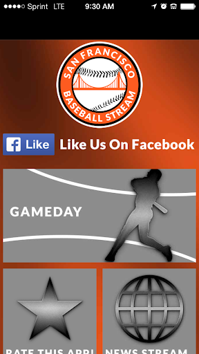 San Francisco Baseball STREAM+