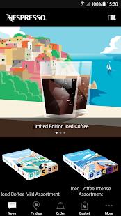 Nespresso - náhled