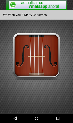 Violin Button