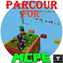 Parkour Map For MineCraft PE icon