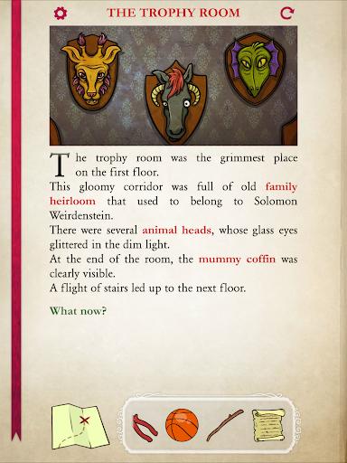 The Secret of Castel Lupo lite apkdebit screenshots 12