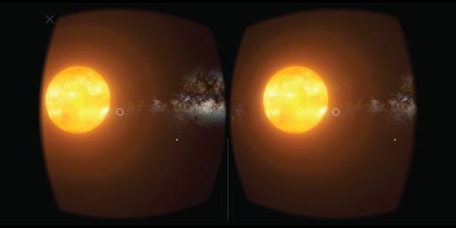 المجموعة الشمسية - واقع افتراضي 0.1 screenshots 2