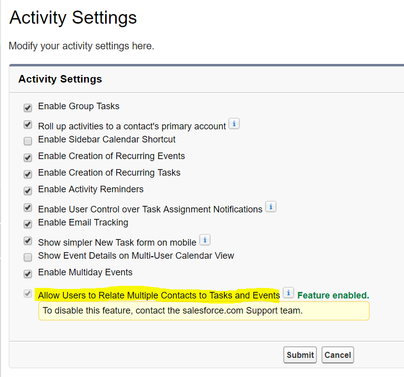 Create a Salesforce Event Record Linked To Multiple Contacts