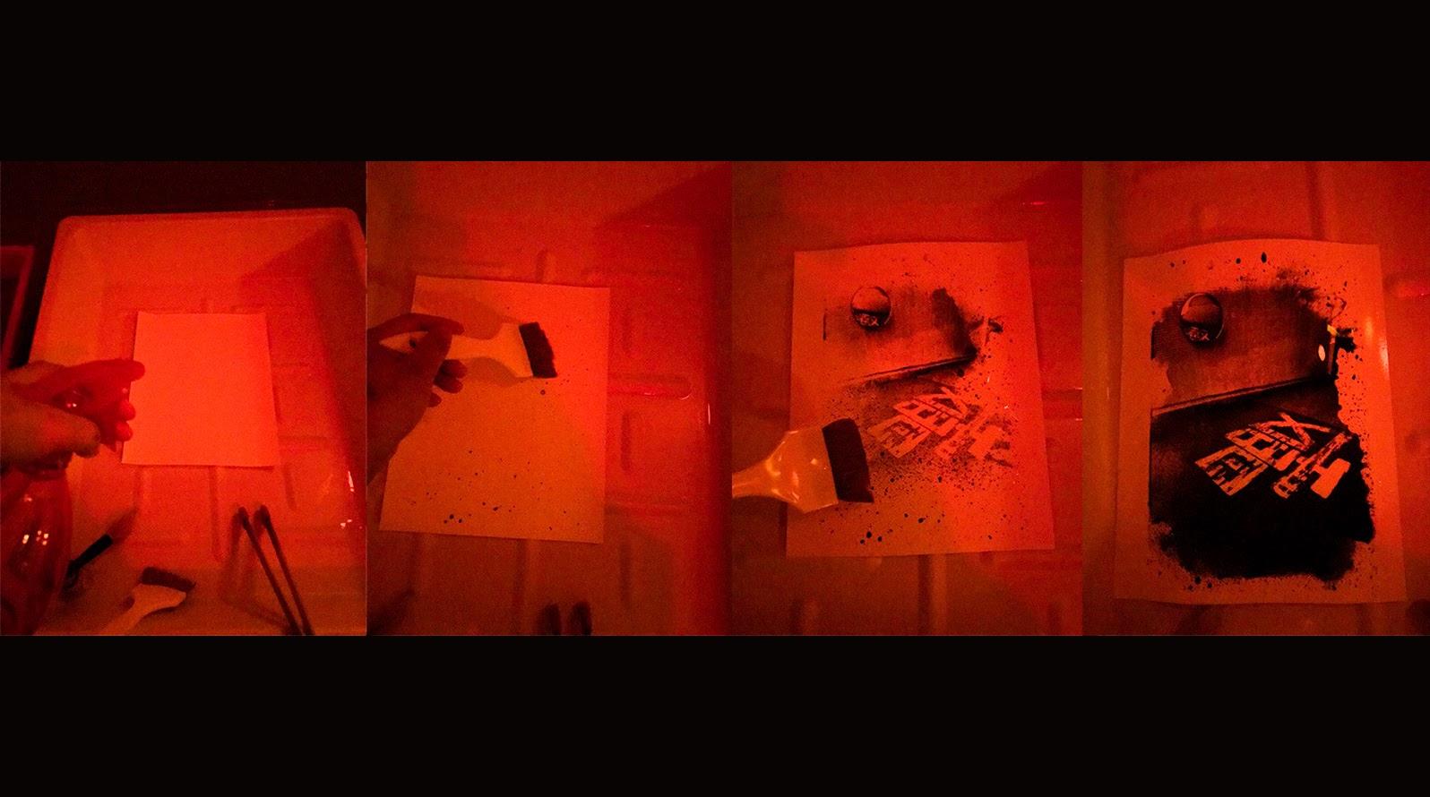 剖析寫真館Gelatin 銀鹽寫真攝影魔法