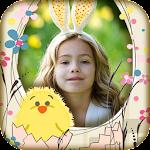 Easter Egg Photo Frame Maker