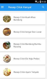 Resep Cilok Kenyal - náhled