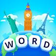 Word Travel: Pics 4 Word icon