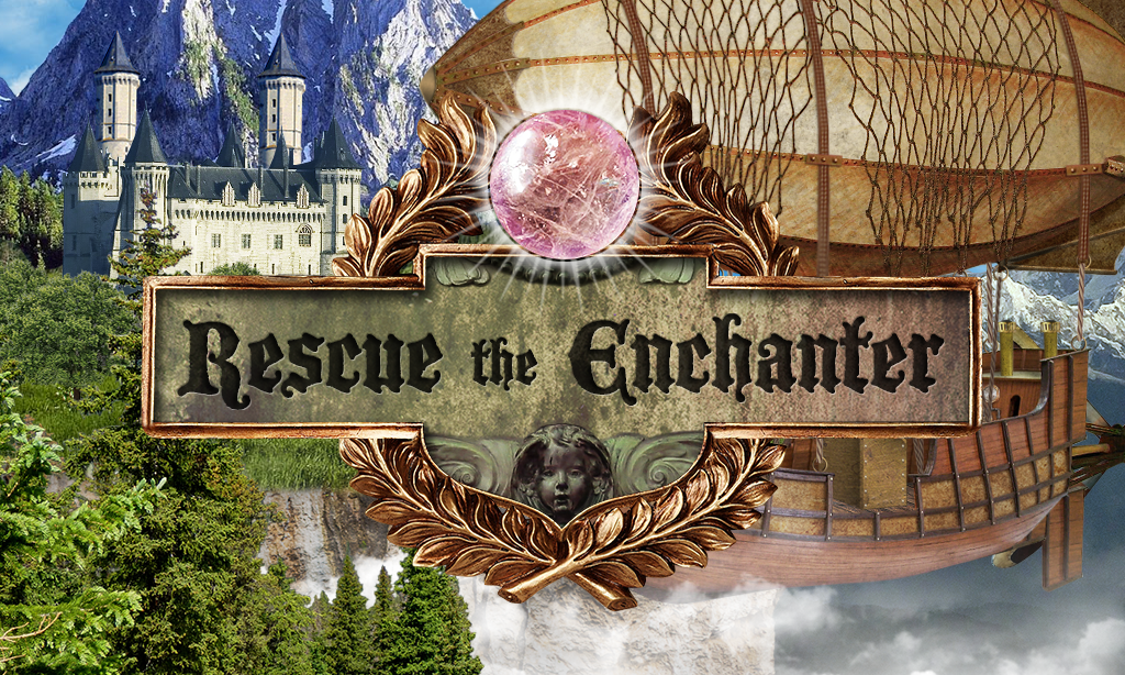 Rescue the Enchanter- screenshot