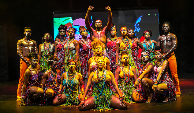 The Fela and The Kalakuta Queens Musical.