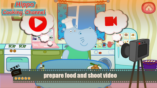 Cooking master: YouTube blogger 1.0.6 screenshots 1