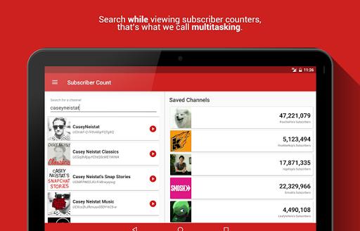 Realtime Subscriber Count 8.0.14-1535-RELEASE screenshots 9