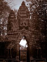 "Photo: "" Gateway to Angkor "" - Siem Reap,Cambodia - 04"