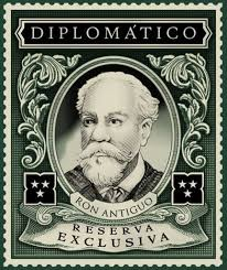 Logo for Diplomatico Reserva Exclusiva Rum