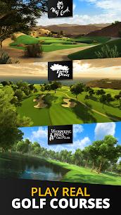 Ultimate Golf MOD (Auto Win/Auto Goal/God Mode) 2