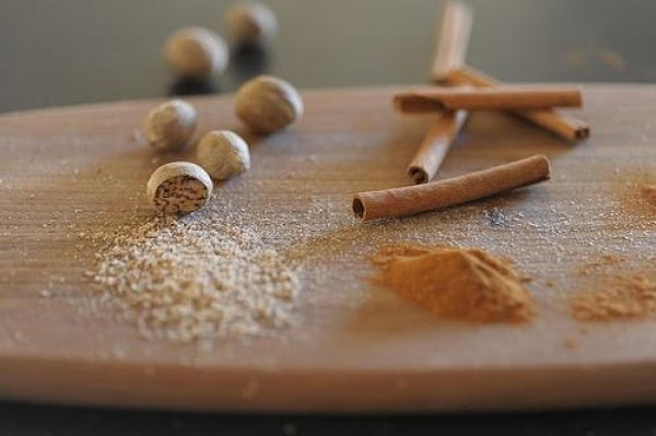 Stir in cinnamon and nutmeg, fresh ground is always best but you can use...