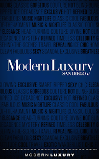 Modern Luxury San Diego- screenshot thumbnail