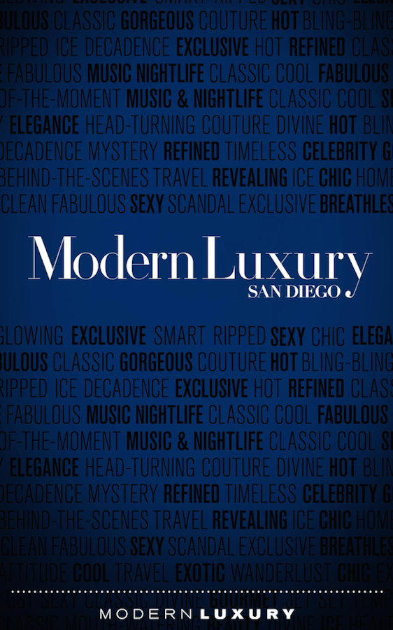 Modern Luxury San Diego- screenshot