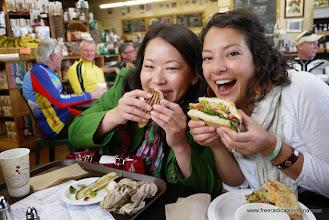 Photo: I love sandwiches!