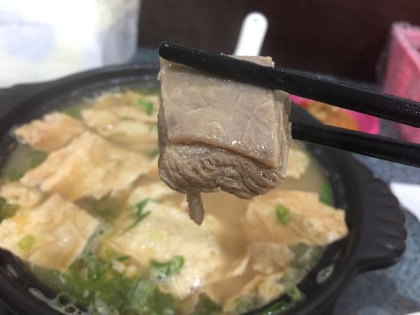 千味一碗小羊肉