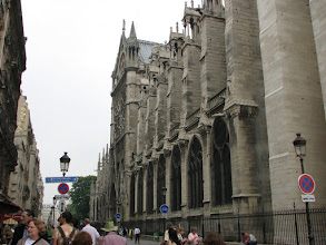 Photo: Notre Dame Cathedral.