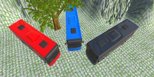 Hill Bus Driving screenshot 3
