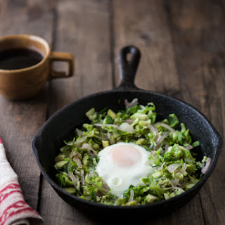 Brussels Sprouts Eggs Recipes