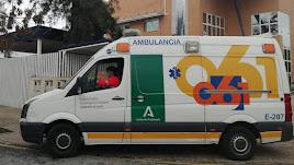 Imagen de archivo de una ambulancia de la Empresa Pública de Emergencias Sanitarias.