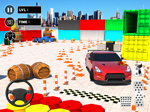 City Car Parking 3D - Dr Parking Games Pro Drive android2mod screenshots 8