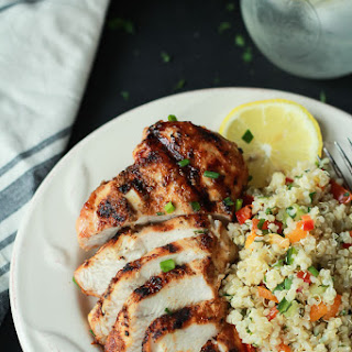 The BEST Grilled Chicken Recipe with Spice Rub