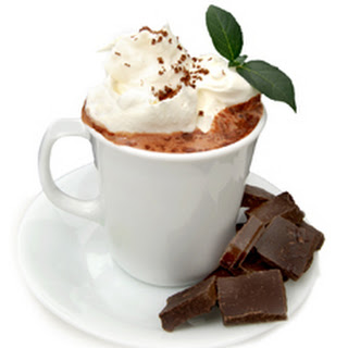 Mint Hot Chocolate.
