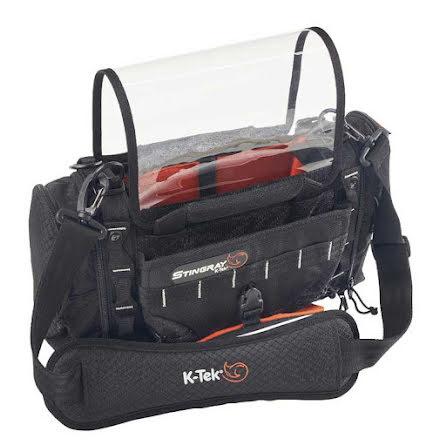 KSTGJ – Stingray Junior Audio Mixer Recorder Bag - K-Tek