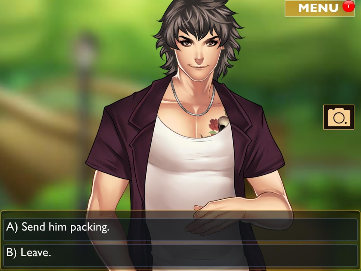 Is-it Love? Matt - Dating Sim- screenshot