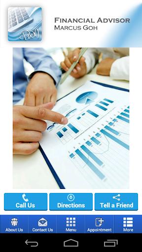 Marcus Goh - Financial Advisor