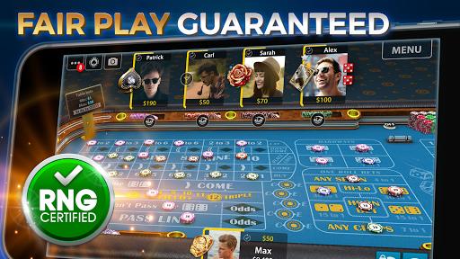 Vegas Craps by Pokerist 32.6.0 screenshots 1