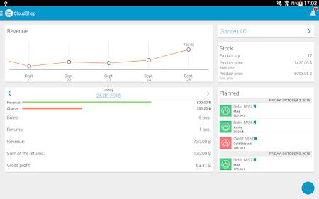 CloudShop 3.0.3 screenshot 2091000
