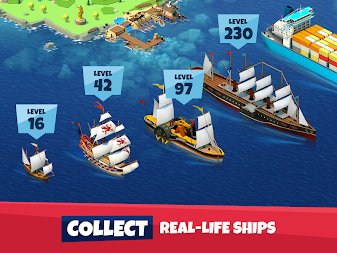 Seaport - Explore, Collect & Trade APK screenshot thumbnail 7