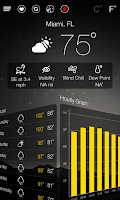 Screenshot of World Weather Forecast