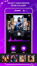 Photo Video Editor With Music screenshot thumbnail