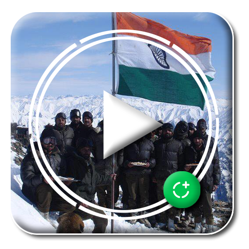 Indian army's video status