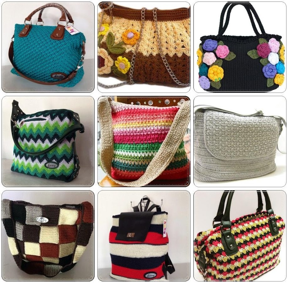 Knitted bag patterns for beginners android apps on google play knitted bag patterns for beginners screenshot bankloansurffo Gallery