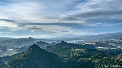 Photo: Ze szlaku na Trzy Korony. Na horyzoncie Babia