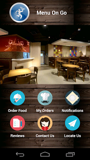 Menu On GO