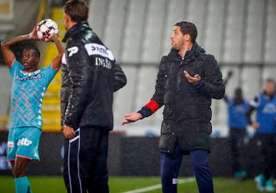 Karim Belhocine revient sur les titularisations de Rezaei, Gholizadeh et Maxime Busi