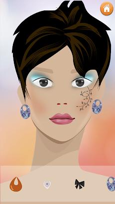 MakeUp beauty salon for girls- screenshot thumbnail