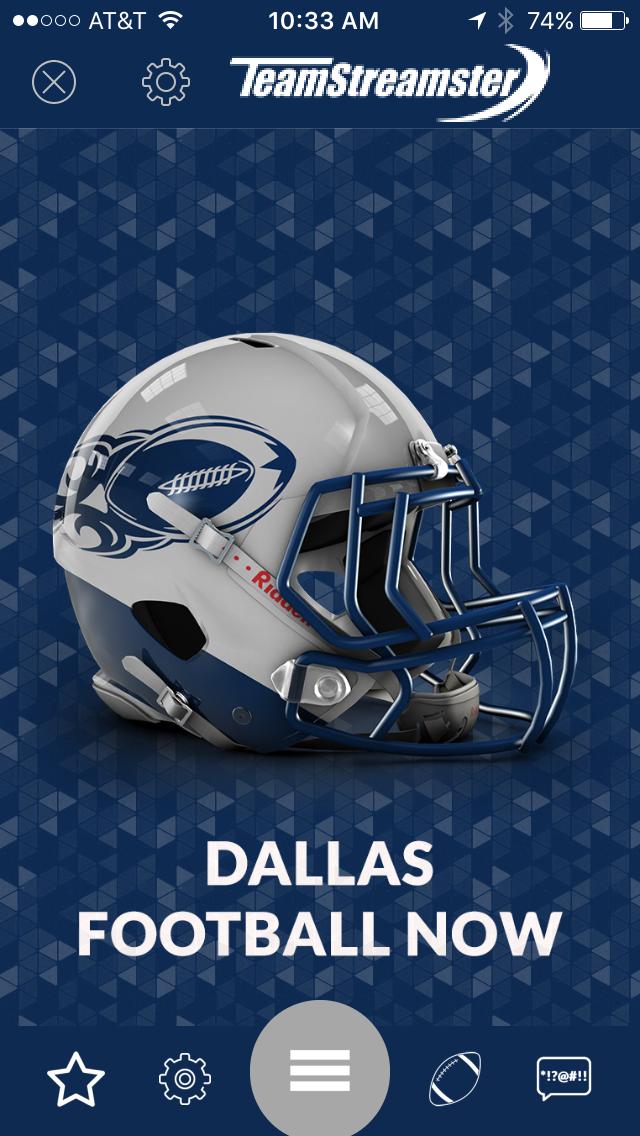 Скриншот Dallas Football 2017-18