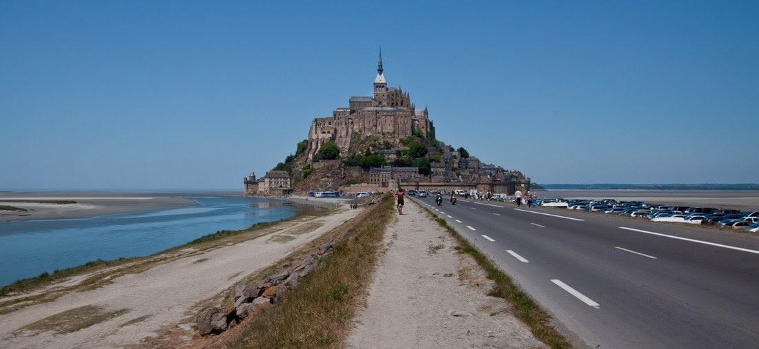 Monte Saint-Michel, suas histórias e lendas