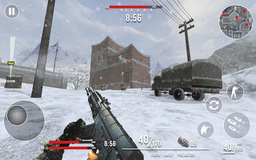 Rules of Modern World War Winter FPS Shooting Game 1.2.0 Screenshots 3