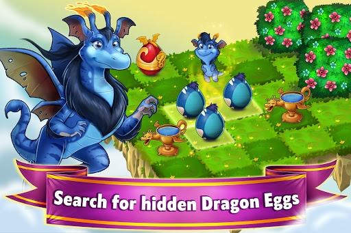 Dragon Land - Free Merge and Match Puzzle Game 0.36 screenshots 10