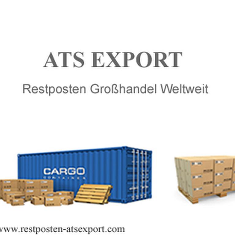 Restposten Ats Export Ug Restpostenhändler In Pfaffenhofen An Der Ilm